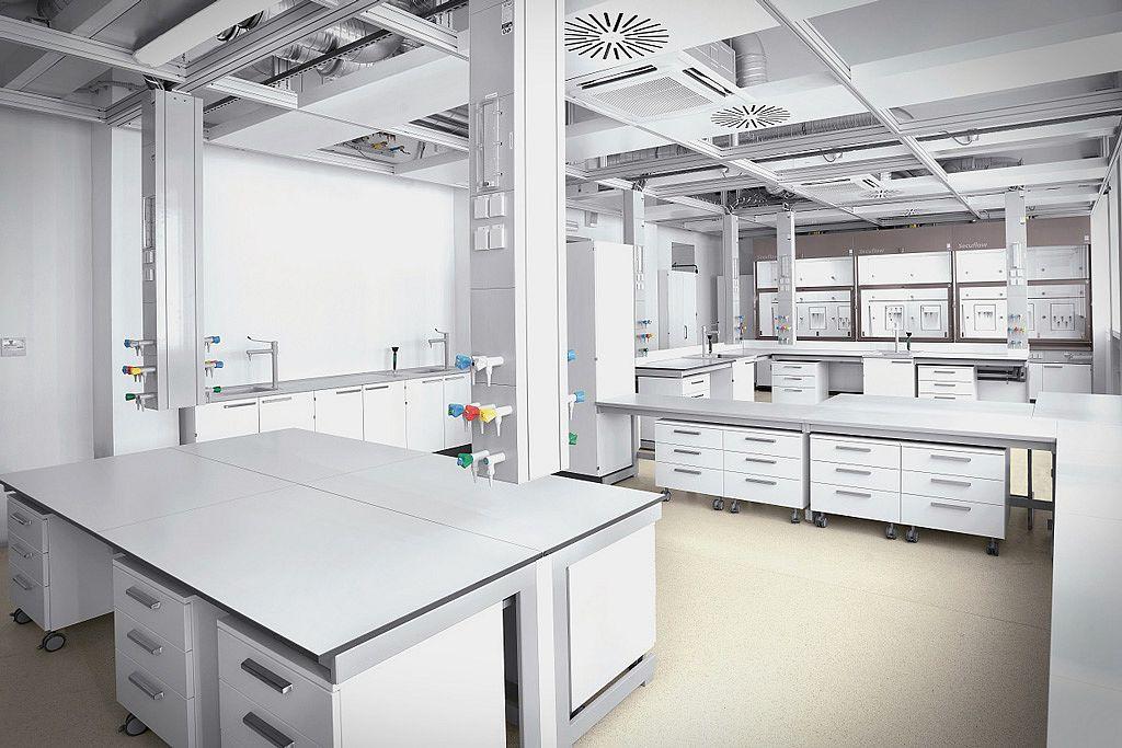 Photo: Mechanical services components