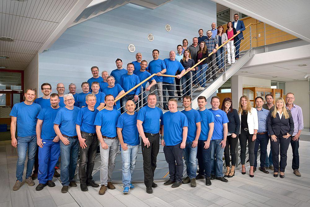 WALDNER Global Customer Service Team