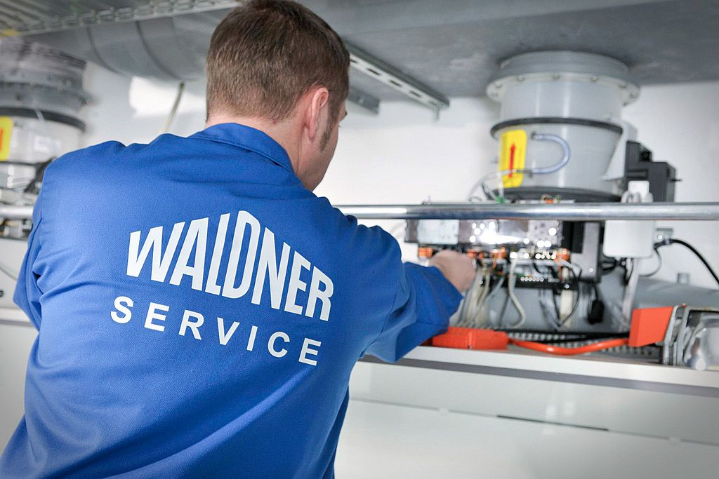 Waldner one-off maintenance